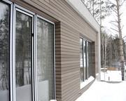 Фасадные панели из ДПК - foto 2