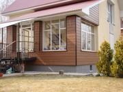 Фасадные панели из ДПК - foto 5